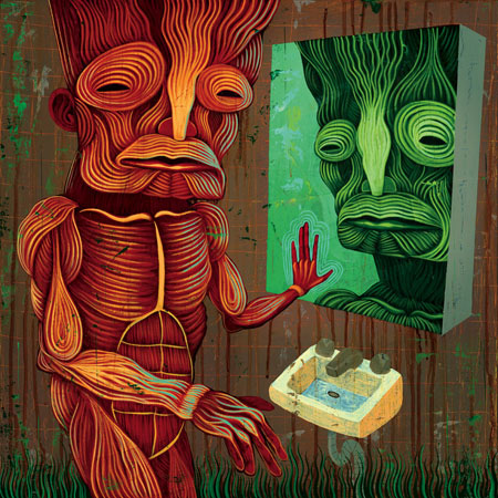 Doug Boehm Illustration