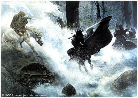 John Howe Illustration
