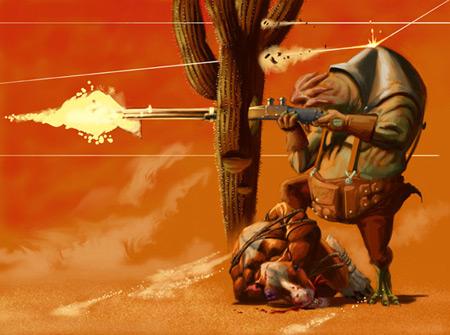 Tony Weinstock Illustration