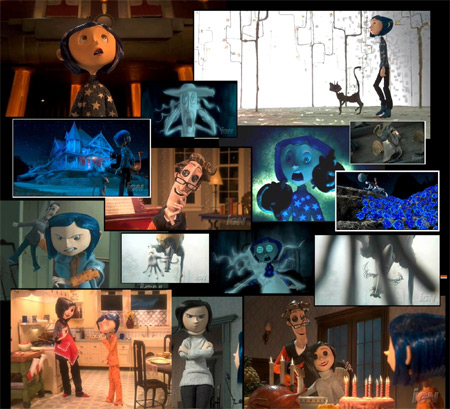 Coraline Production Artists Panel | Q & A