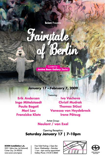 Fairytale of Berlin