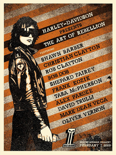 Harley davidson presents the art of rebellion harley davidson presents the art of rebellion thecheapjerseys Choice Image