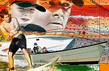 Editorial Illustration Nautica 01