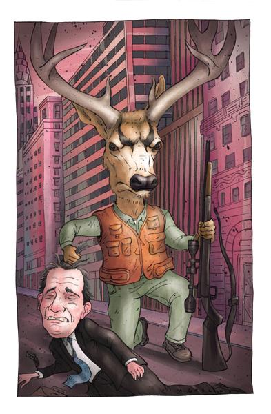 Michael Greaney - Animal Instinct
