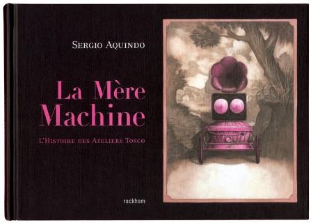 La mére machine book cover
