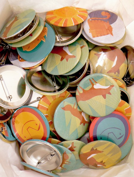 buttons by lydia nichols