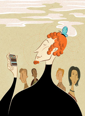 Charlene Chua in New Yorker's Your Eustace 2009
