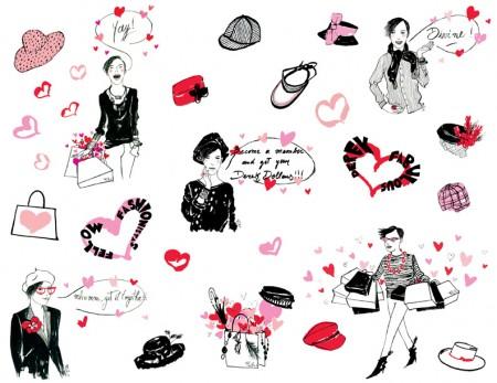 Fernanda Cohen for Derek Loves Shopping