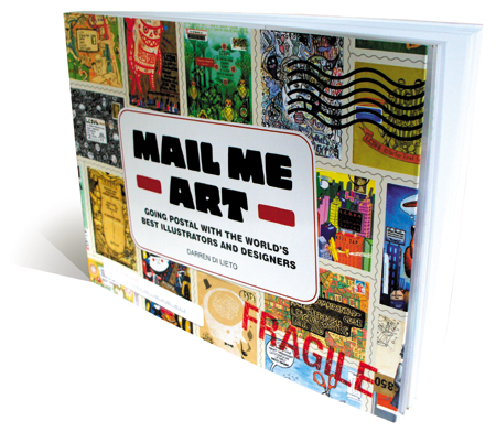 Mail Me Art the Book