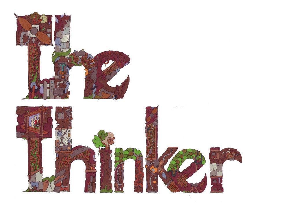 thinker.