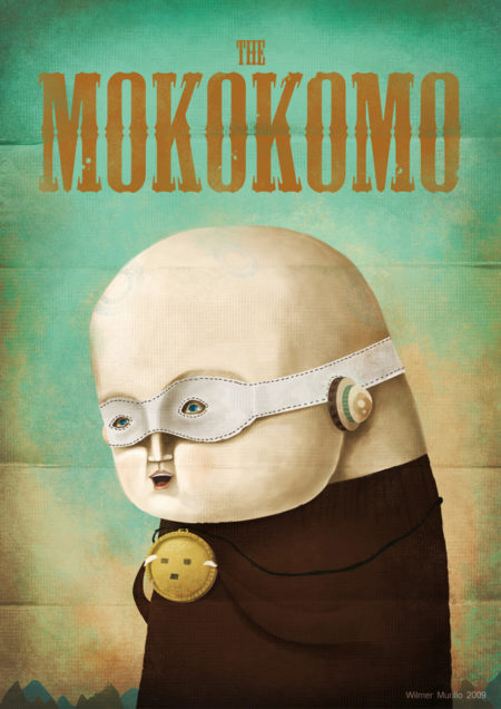 The Mokokomo Poster by Wilmer Murillo