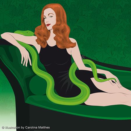Envy by Carolina Matthes