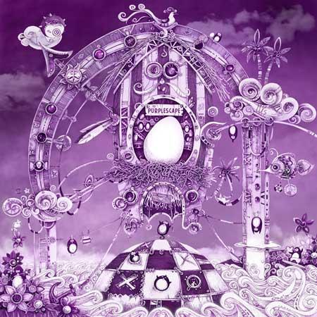 Purplescape