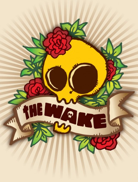 The Wake by Alex Amelines