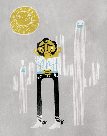 cacti cowboy