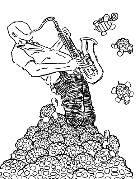 ColoringBook Page