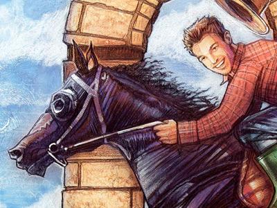 ps|studio ILLUSTRATION - Equine Illustration