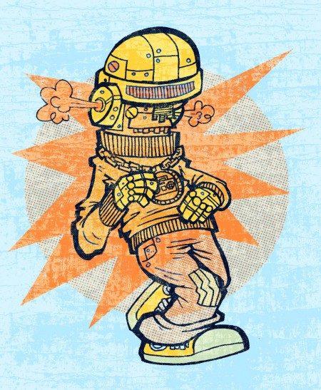robo-dancer