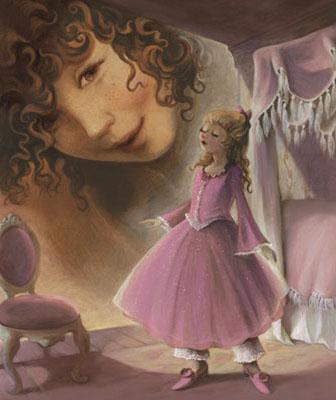A Very Little Princess (c) 2010 Elizabeth Sayles