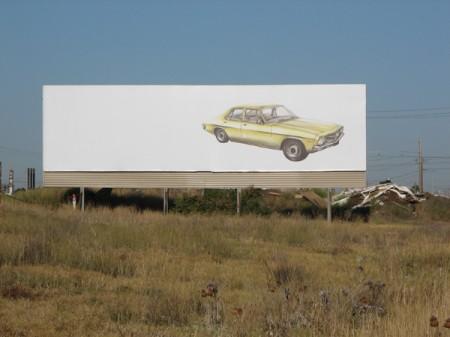 paul white billboard