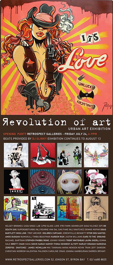 Revolution of Art