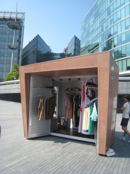 Photograph of the Kiosk,South Bank,London