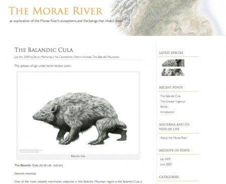 morae-river