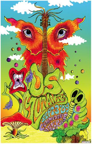 Robert Edmonds Poster Design