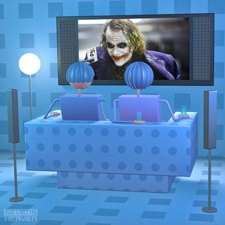 Sevensheaven - Home cinema