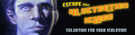 Escape From Illustration Island Podcast