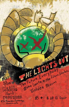 Poster for The Lights Out