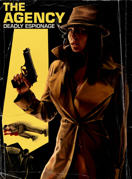 The Agency : Deadly Espionage