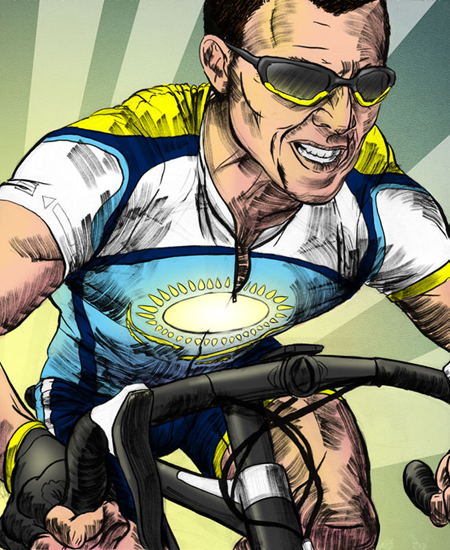 Live Stronger: Lance Armstrong