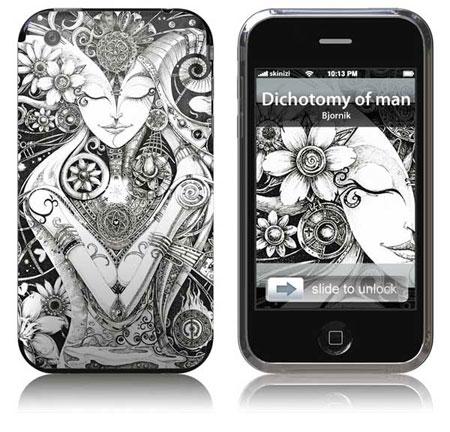 The Dichotomy of Man