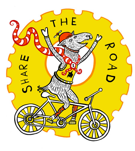 Share the Road with Bikes