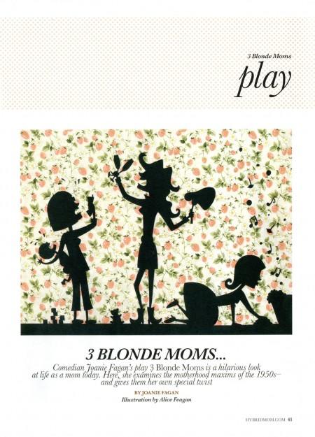 3 Blonde Moms
