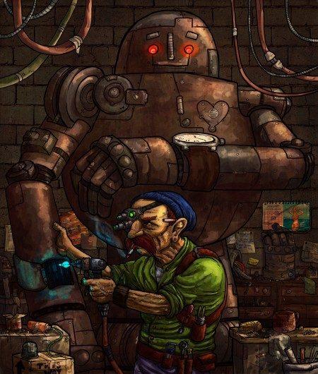 robot-mechanic