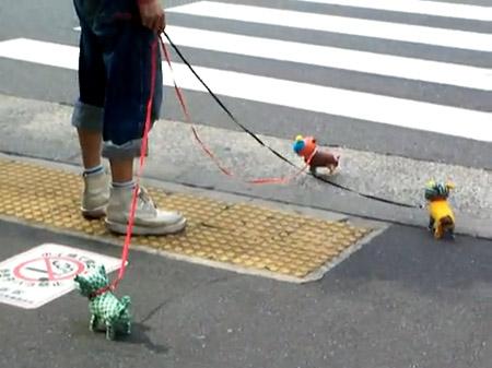 Robogurumi in Tokyo