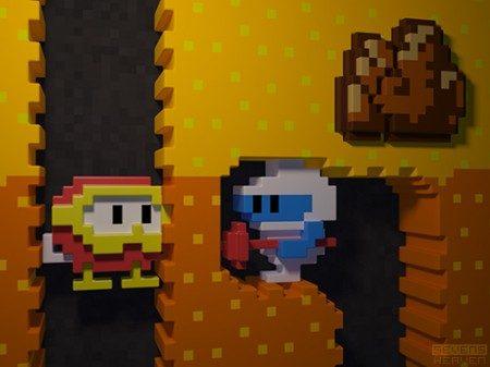 3d-pixels-voxels-dots-squares-mosaic_dig-dug-video-game-atari-namco
