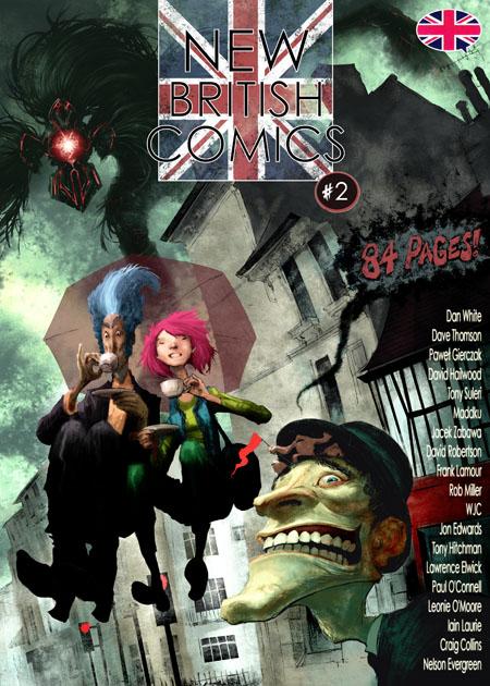 New British Comics #2