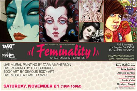 feminalityartshow