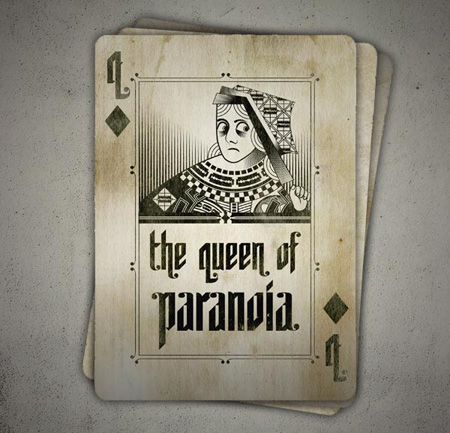 The Queen of Paranoia