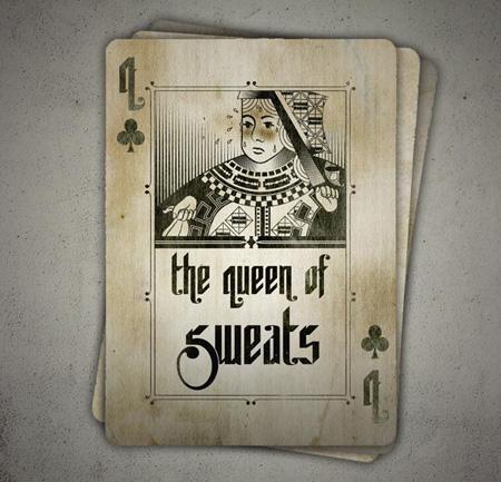 The Queen of Sweats
