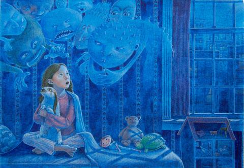 Monsters in Julia's Room