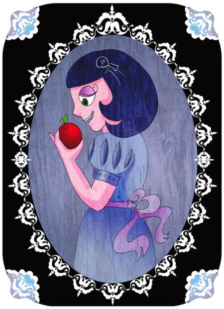 crunchy apple