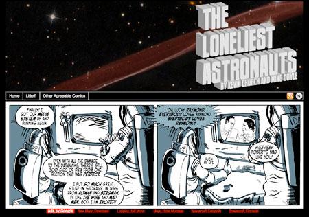 The Loneliest Astronaut