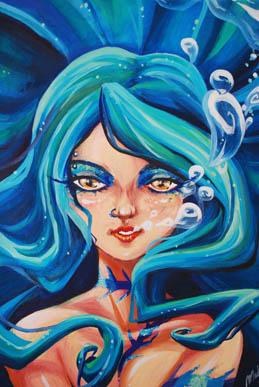 Mako Fufu - Mermaid