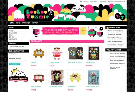 LouLou & Tummie's Webshop