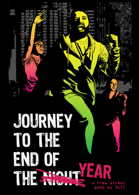 Journey to the end of the Year