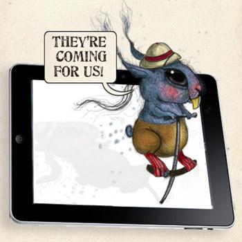 tablet selfpublishing ebook